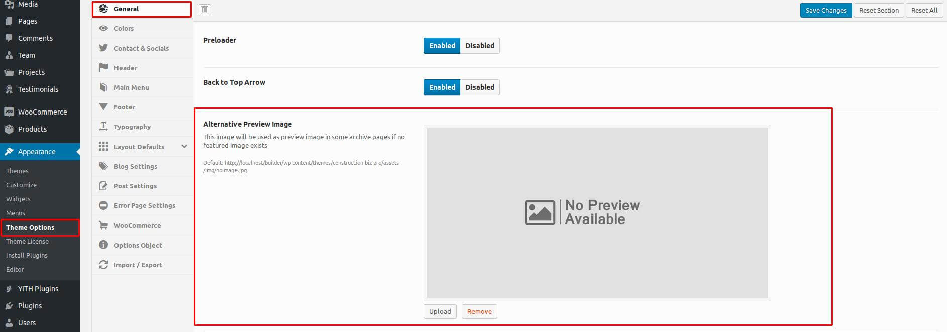 Documentation - SEOMaster WordPress Theme