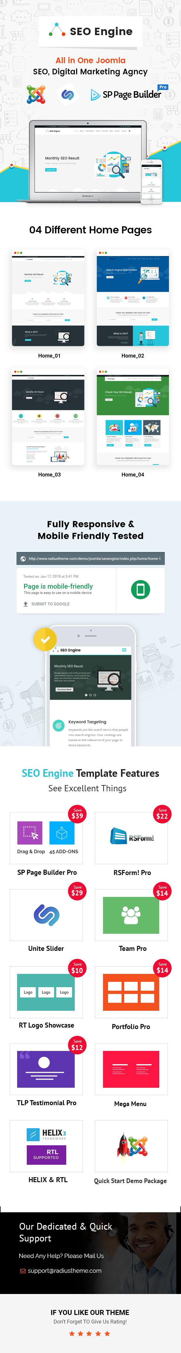 SEOEngine - SEO & Digital Marketing Agency Joomla Template by ...