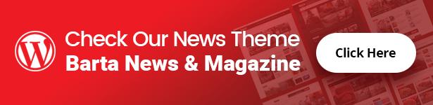 magazine WordPress Theme