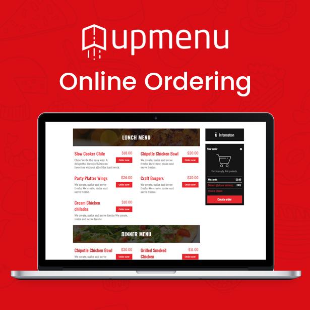 upmenu online ordering
