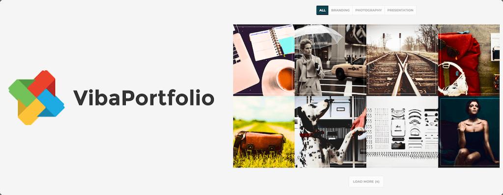 vibaportfolio wordpress plugin