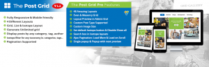 WordPress grid plugin