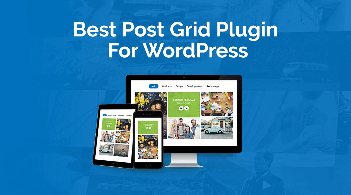 10 Best WordPress Post Grid Plugins - RadiusTheme