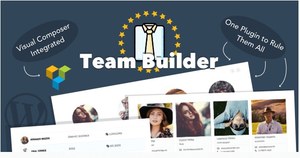 best WordPress team member plugin