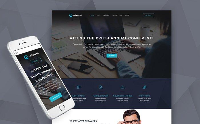 ConfEvent-wordpress-theme