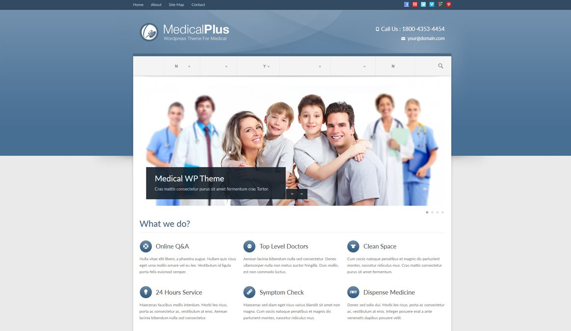 medical-plus-medical-wordpress-theme