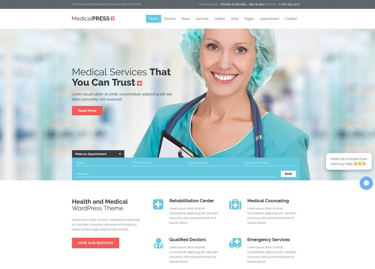 medicalpress-medical-theme-for-wordpress-website