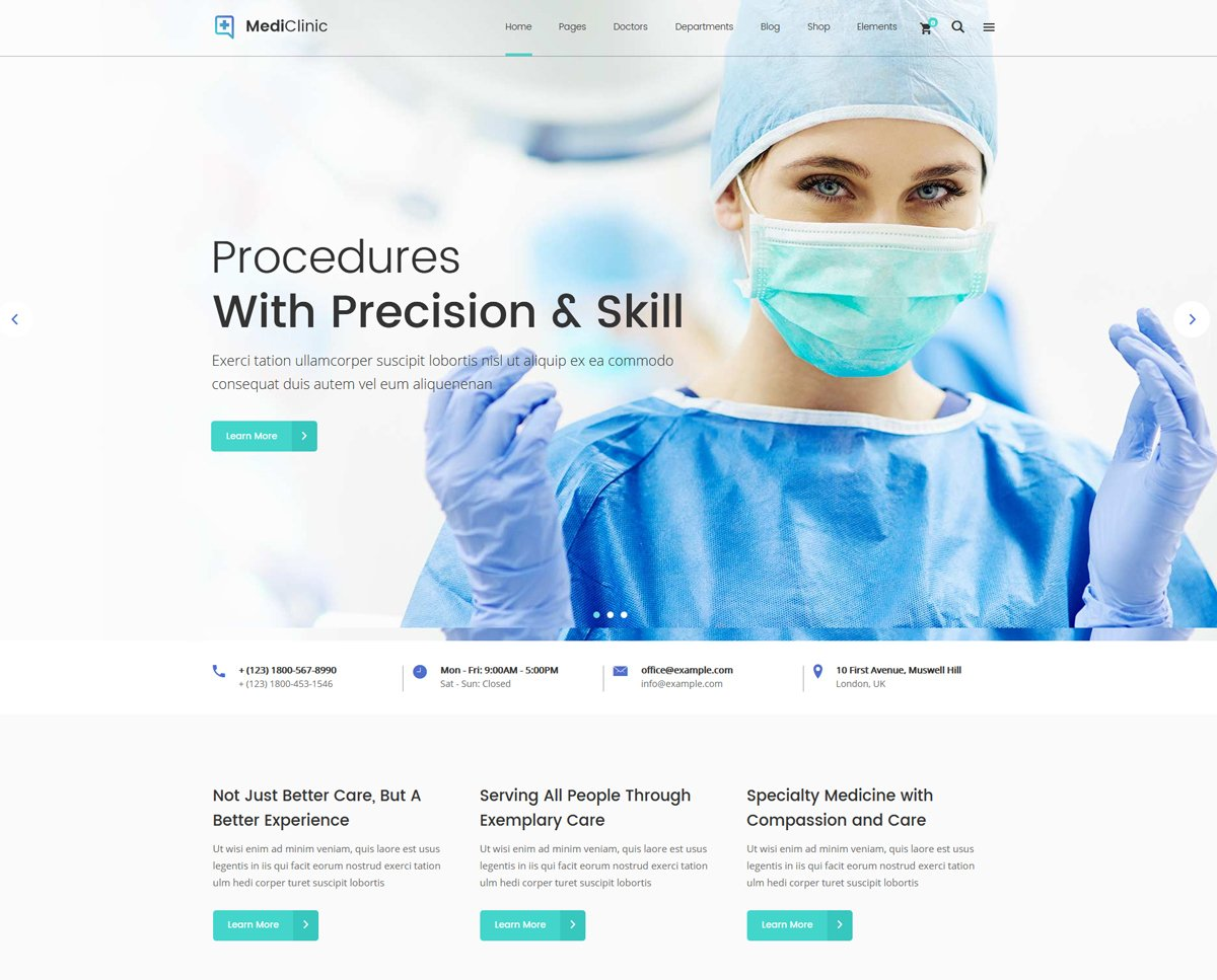 best-medical-wordpress-theme