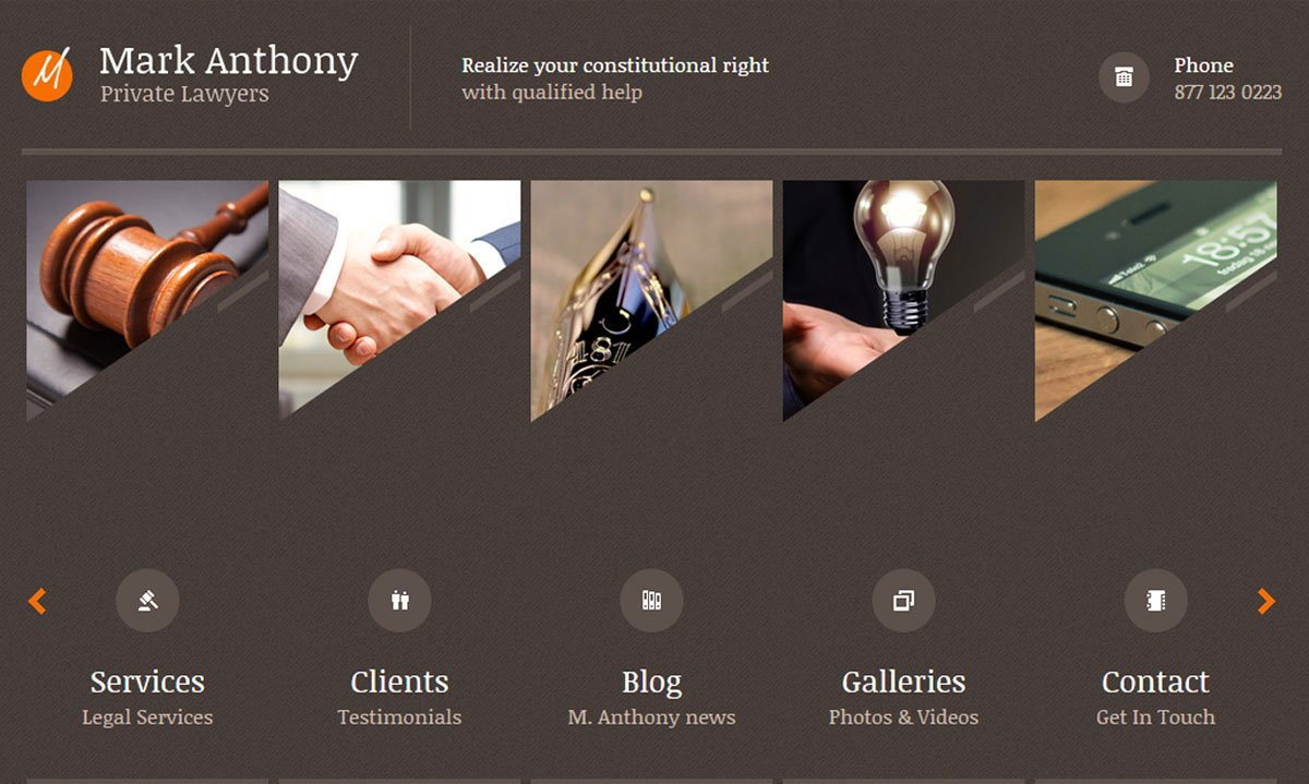 mark-attorney-wordpress-theme