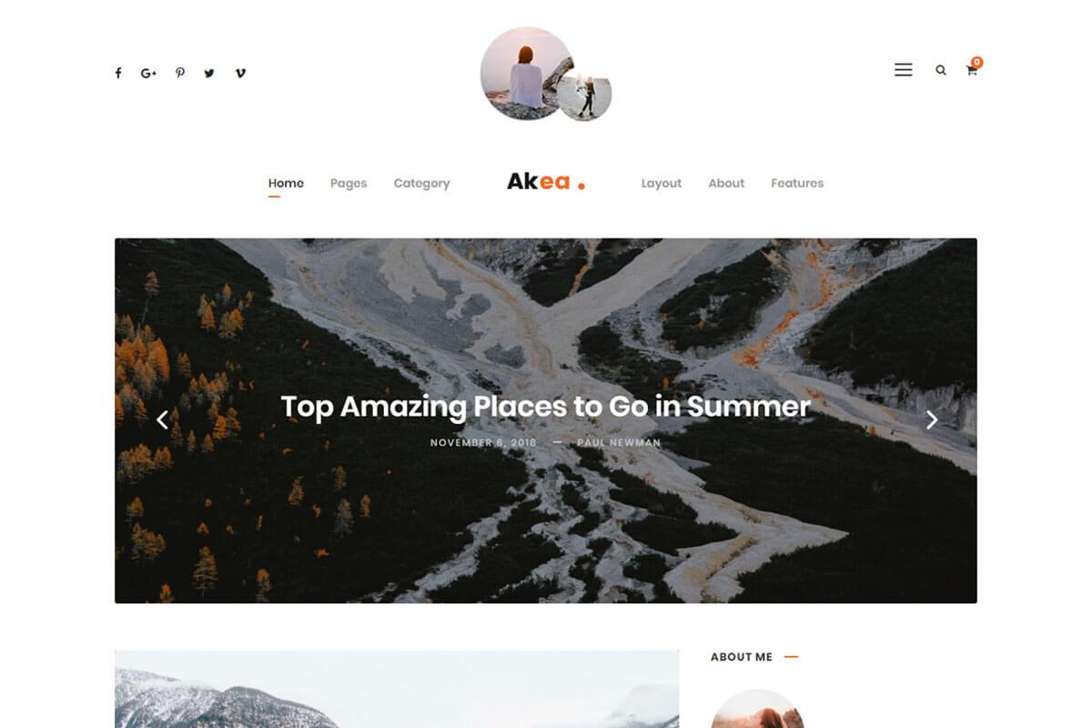 Akea-Blog