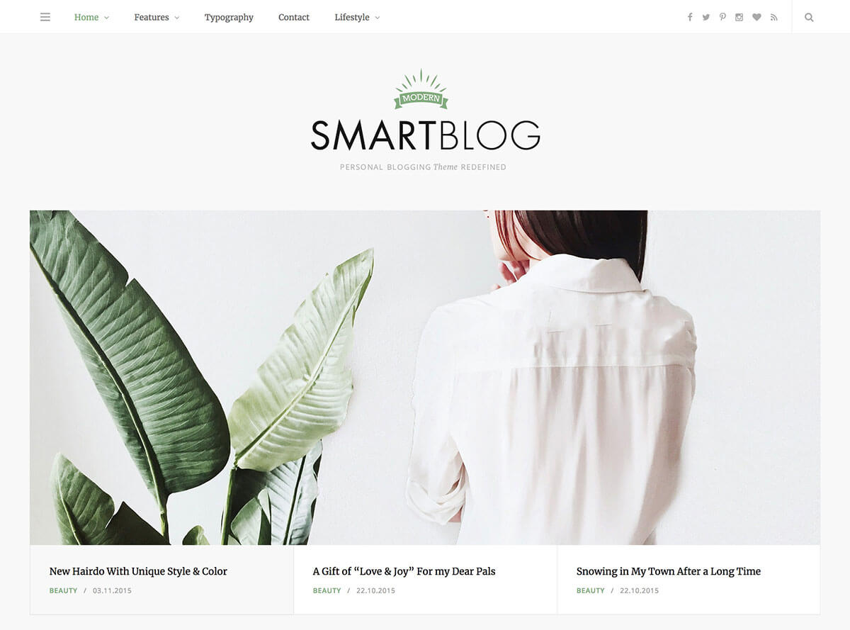 Best Personal Blog WordPress Themes