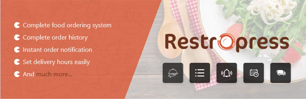 RestroPress – Online Food Ordering System