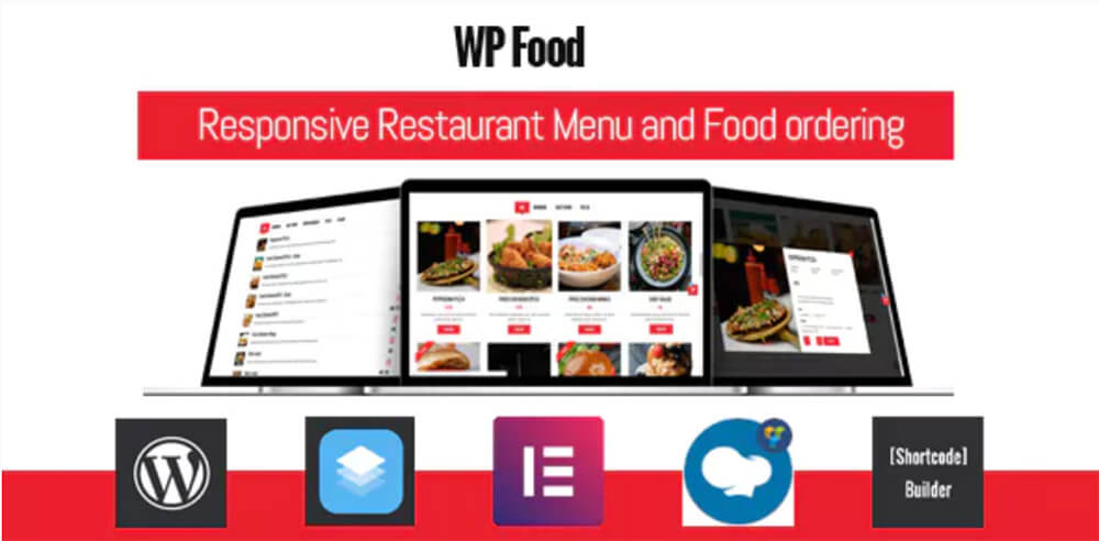 WP Food Restaurant Menu Food ordering