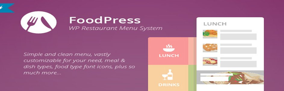 premium WordPress food menu plugin