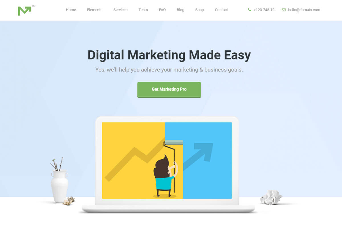 digital marketing made easy