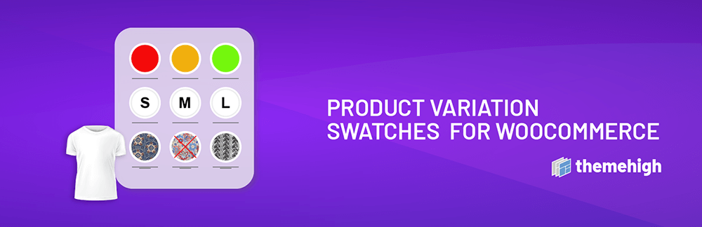 Product variation swatches for WooCommerce
