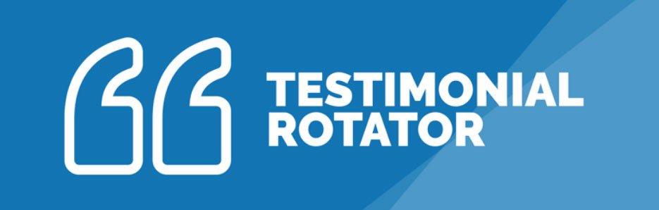 Testmonial Rotator