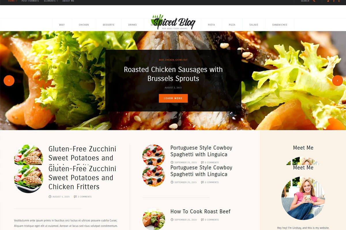 Spiced-Blog