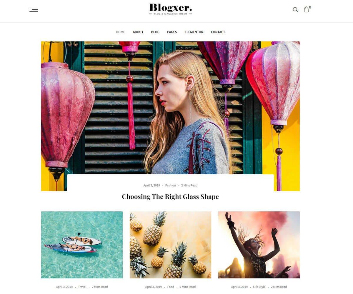 Blogxer