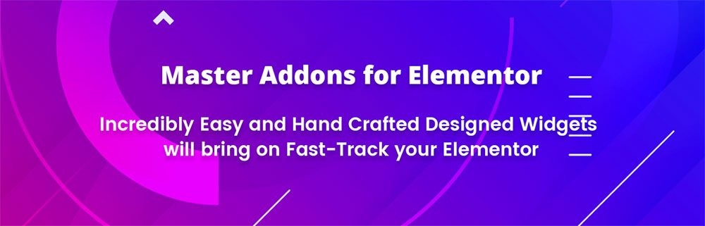Master addons for Elementor Page Builder