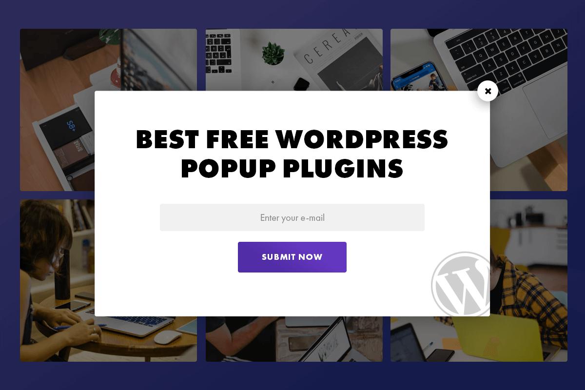 Best Free WordPress Popup plugins