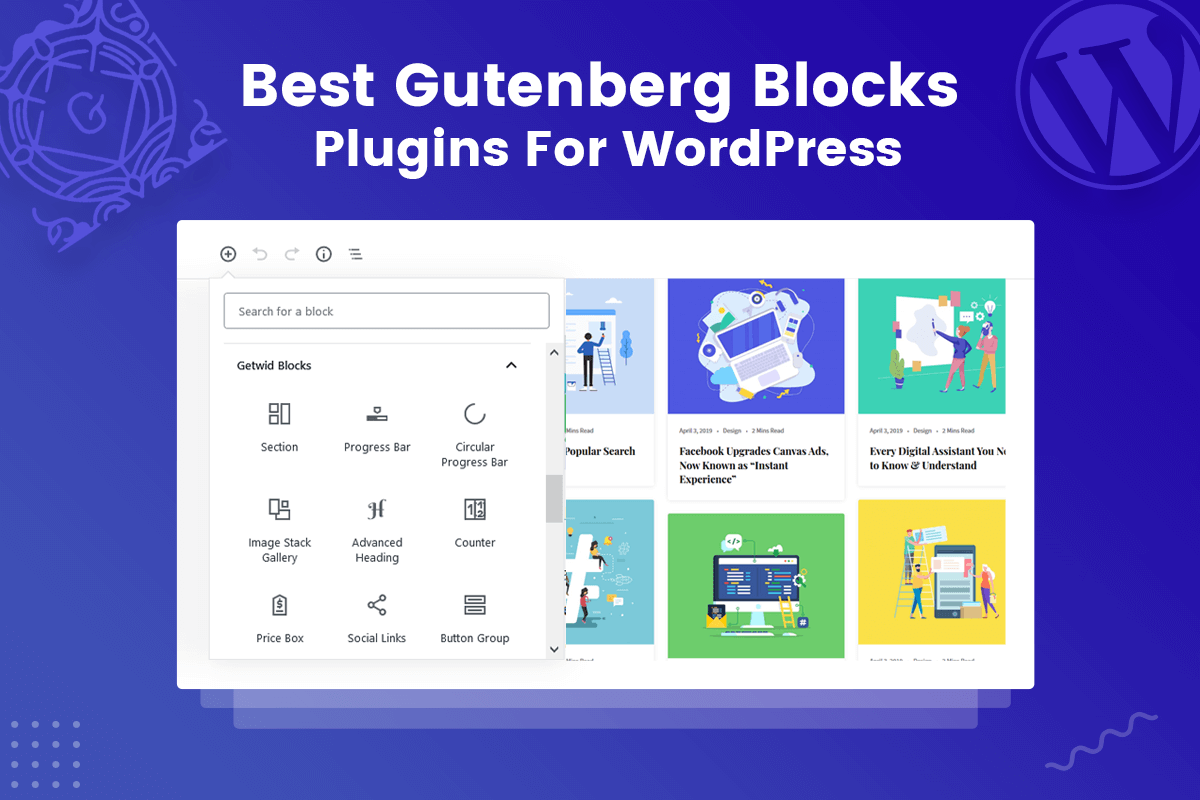 Best Gutenberg Blocks Plugins for WordPress