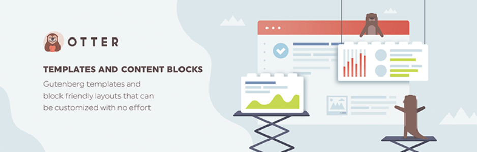 Gutenberg blocks and template library by themeisle