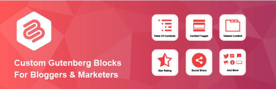 ultimate blocks gutenberg blocks plugin
