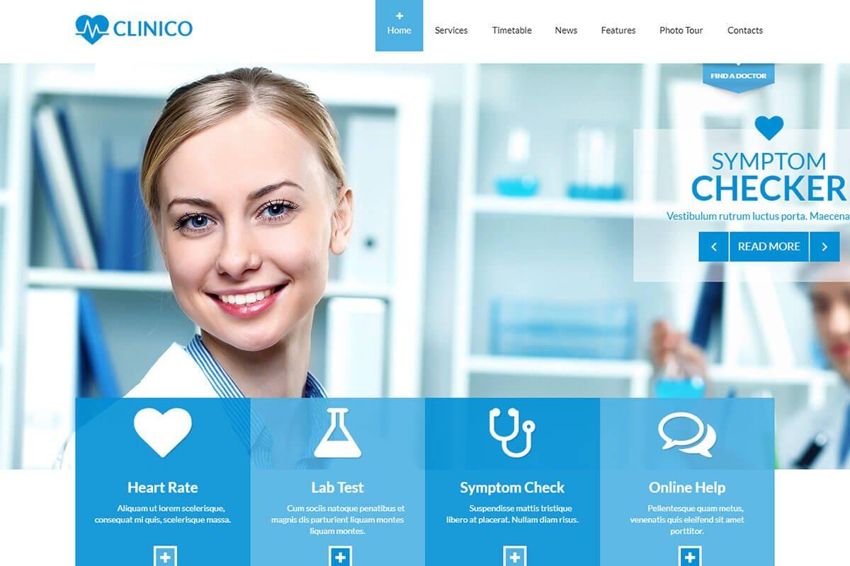 Cinico-HTML-Template
