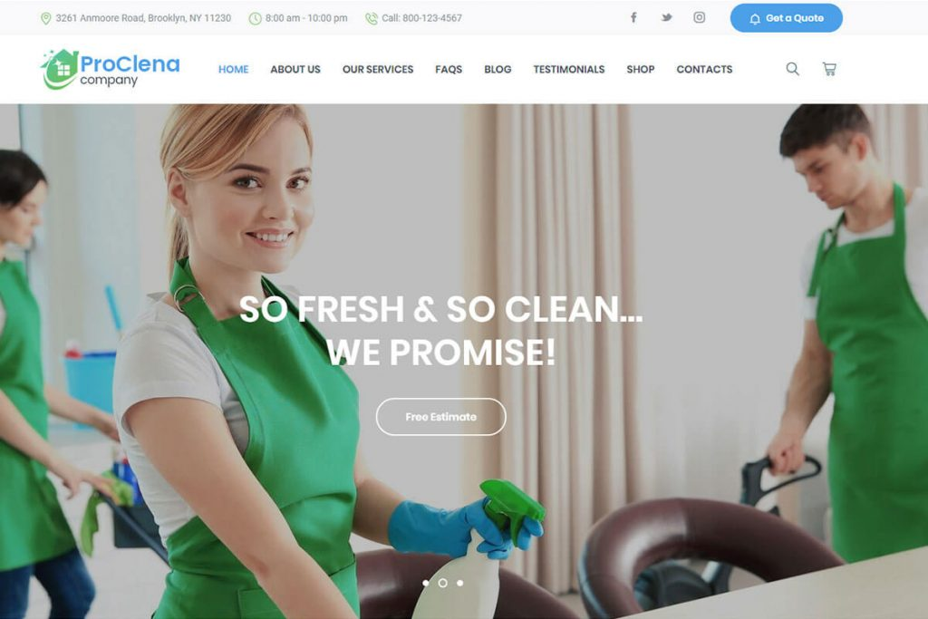 cleaning-company-website-template