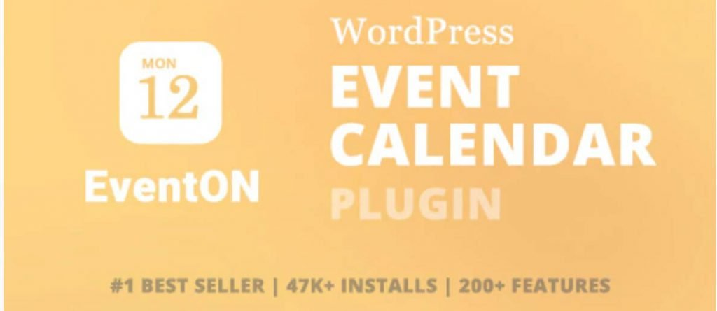 wordpress plugins for events