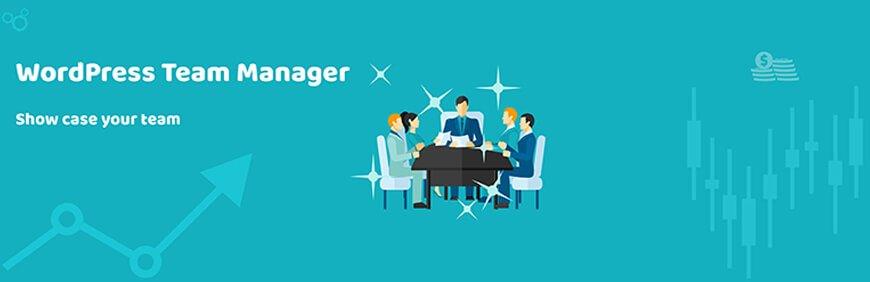 WordPress Team Manager plugins