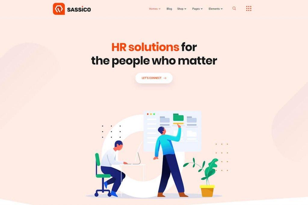 Startup Agency WordPress Theme