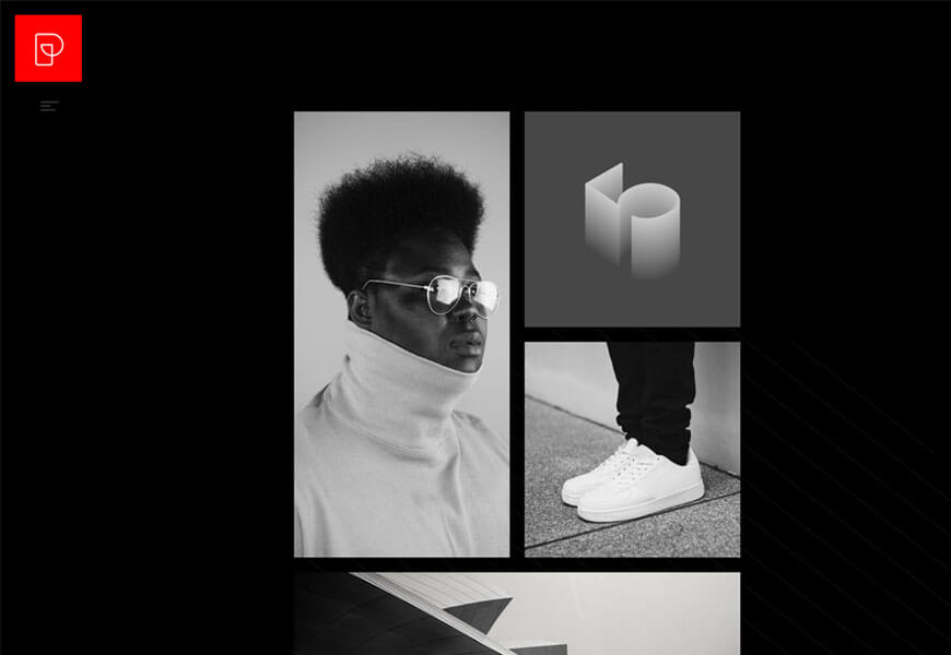 pekko is a stunning minimalist WordPress theme