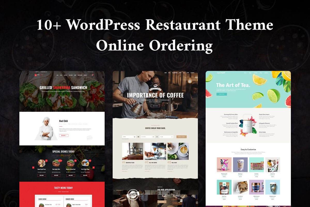 WordPress-Restaurant-Theme-Online-Ordering