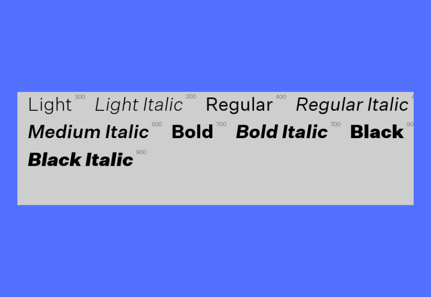 google font for website