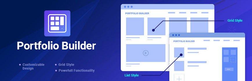 best free portfolio plugin wordpress 2020