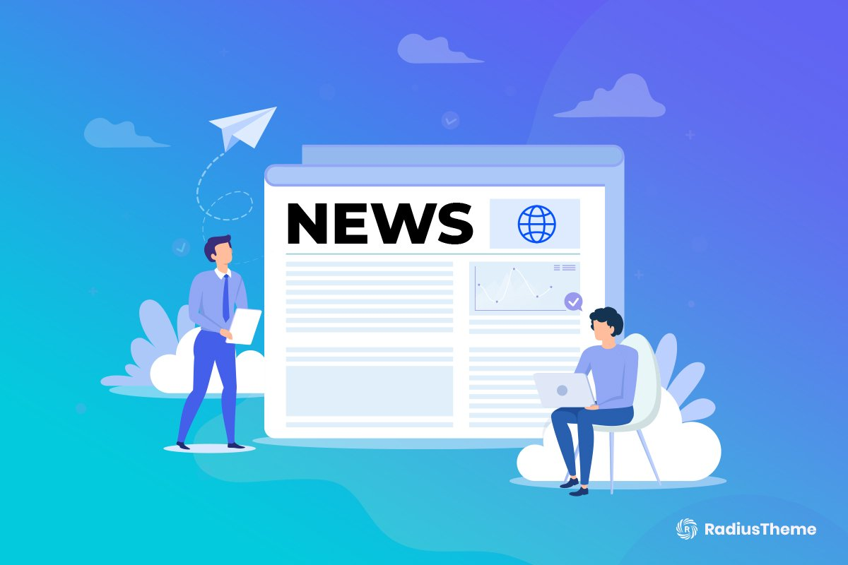 Best WordPress Theme for news website