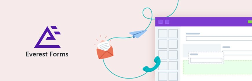 everest forms WordPress contact form plugins