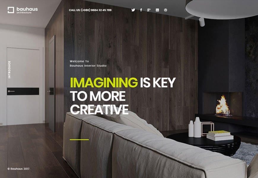 Best Architecture Website Templates