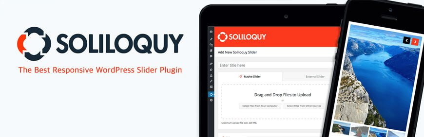 Soliloquy slider plugins