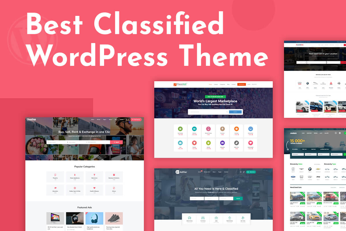 best classified WordPress Theme