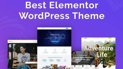 Best Elementor WordPress Theme