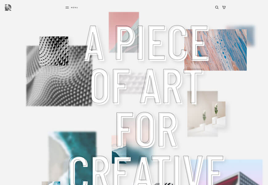 photography portfolio website theme