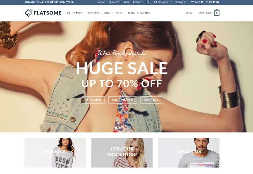 best premium woocommerce theme