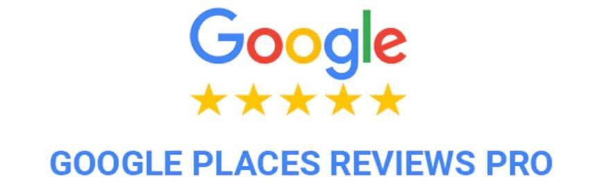 WordPress google place review plugin