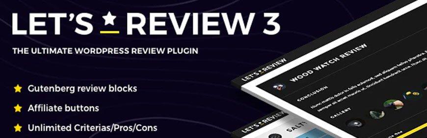 best WordPress review plugin