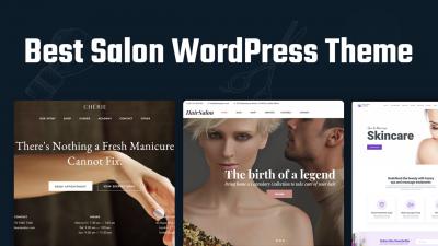 best salon WordPress theme