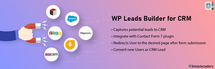 Leads builder for CRM