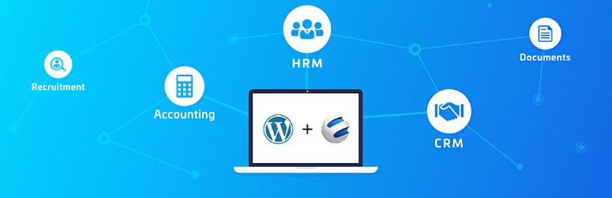 WP ERP is the one of the best crm wordpress plugin